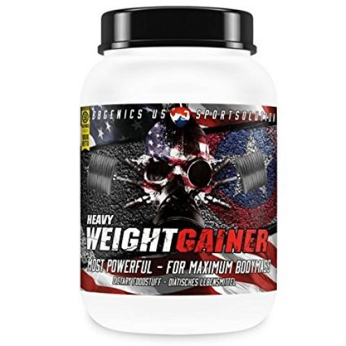 US Sports Nutrition by BBGENICS Heavy Weight Gainer