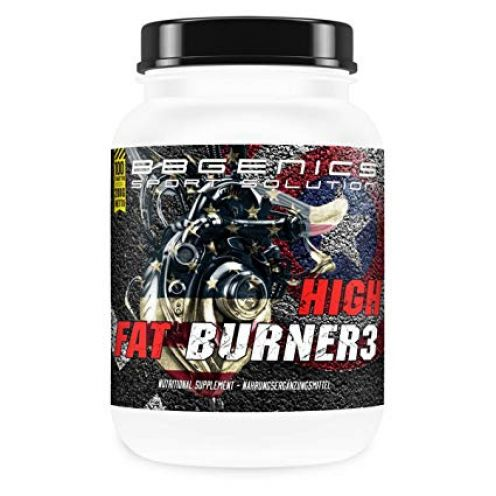 US Sports Nutrition by BBGENICS High Fat Burner III