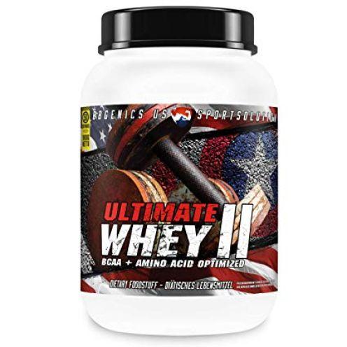 US Sports Nutrition by BBGENICS Shaker für Ultimate Whey