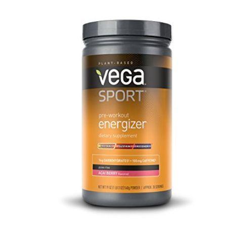 Vega Sport Pre Workout Energizer Lemon Lime