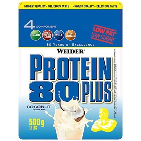 Weider 80 Plus Protein Kokosnuss