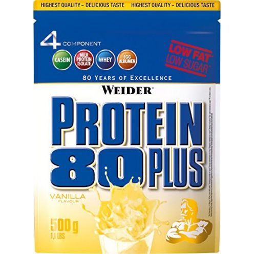 Weider 80 Plus Protein Vanille