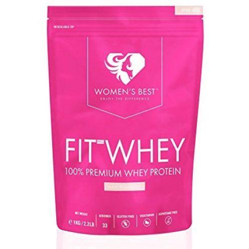 Women's Best Fit Whey Protein Komplex 1 kg