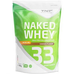 TNT True Nutrition Technology Eiweißpulver