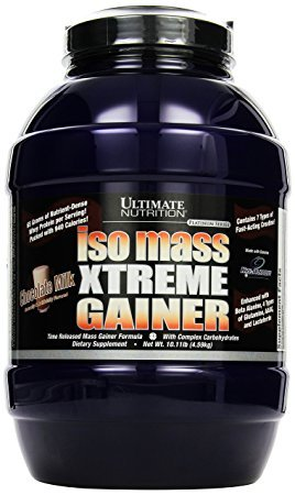 Ultimate Nutrition ISO MASS Xtreme Gainer Chocolate Milk