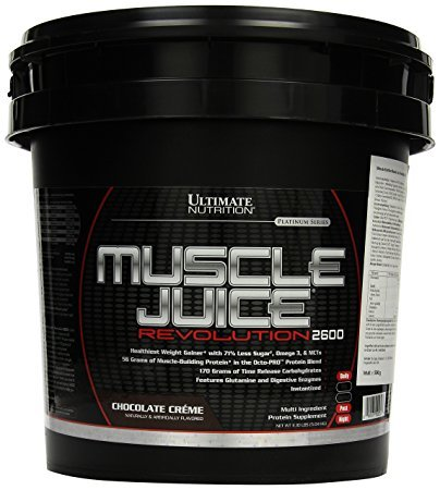 Ultimate Nutrition Muscle Juice Revolution 2600 Chocolate Creme