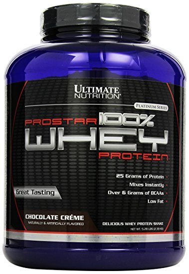 Ultimate Nutrition Prostar Whey Chocolate