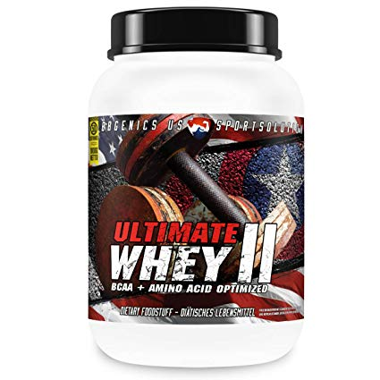 US Sports Nutrition by BBGENICS Shaker für Ultimate Whey