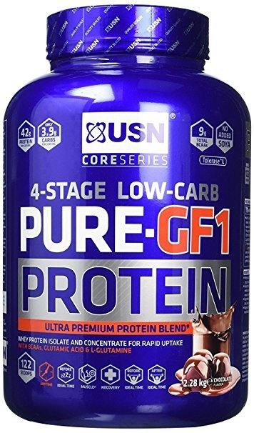 USN Pure Protein GF-1 Chocolate