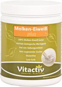 Vitactiv Natural Nutrition Eiweißpulver