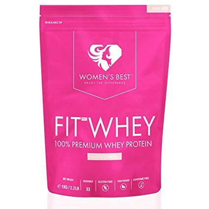 Women's Best Fit Whey Protein Komplex 1 kg