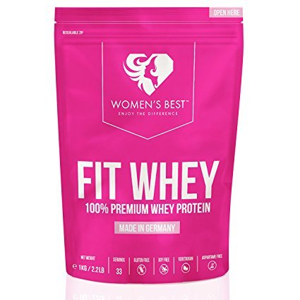 Women's Best Fit Whey Protein Komplex
