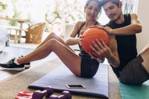 Workout während Corona – die Basics für zuhause