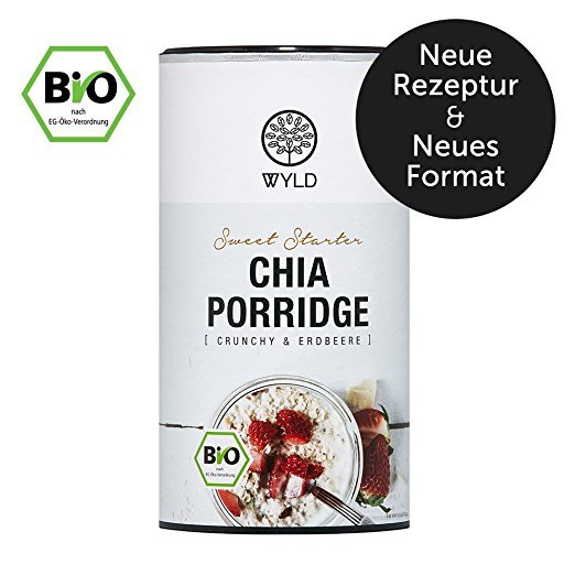 Wyld Bio Porridge 350g